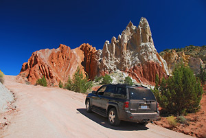 Cottonwood Canyon Road, GSENM, Utah