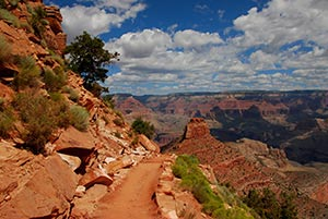 South Kaibab Trail August 2010